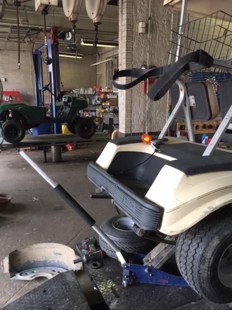 GOLF CART REPAIR SERVICES | Buckeye Pro Golf Carts